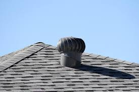 Turbine Style Shingle Roof Vent